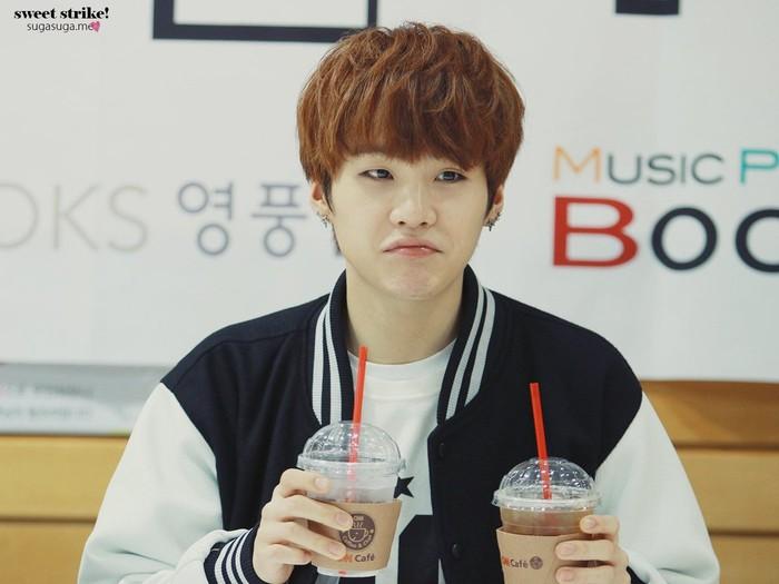 Idol Kpop pencinta berat kopi
