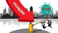 Pandemi Jadi Hambatan Utama Ekonomi RI hingga Akhir Tahun