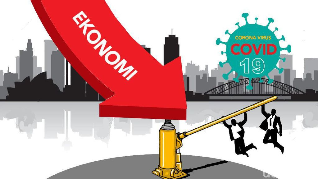 Pak Jokowi, Kondisi Ekonomi Warga Zona Merah Memburuk