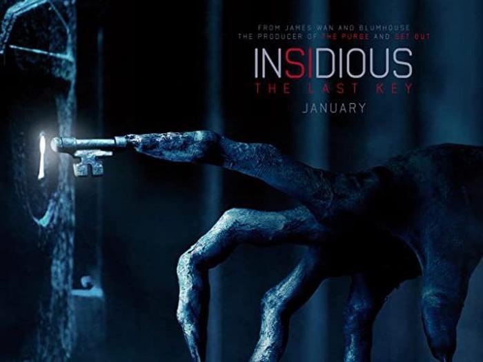 Insidious:The Last Key