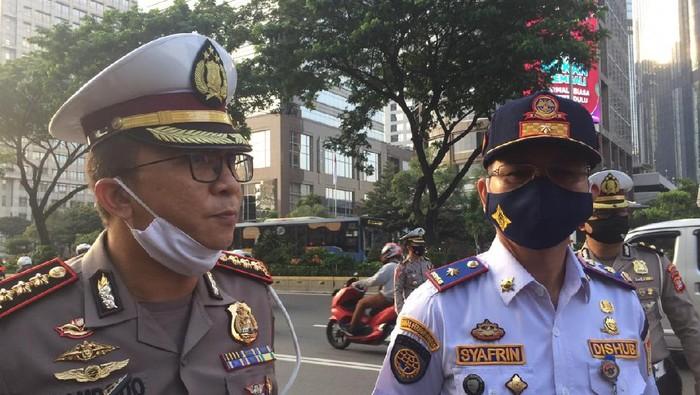 Jalur Sepeda Sudirman Diatur Pagi-Sore, Polisi: Pelanggar Bisa Ditilang