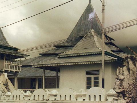 Kerajaan Ternate Tidore