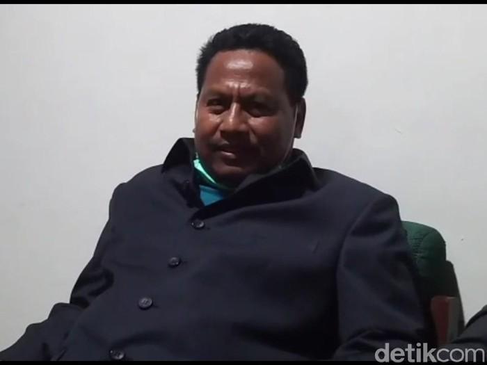 Ketua DPC Partai Demokrat Rembang, Harno.