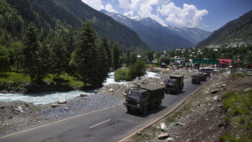 Tentara China Mundur dari Lokasi Bentrokan Mematikan dengan India