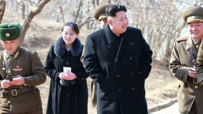 Korea Utara: Akankah adik Kim Jong-un warisi takhta?