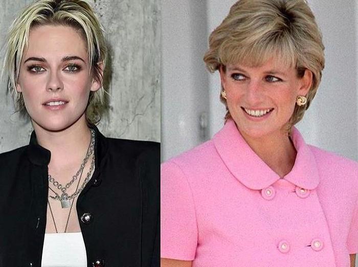 Kristen Stewart perankan Putri Diana