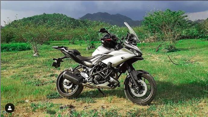Modifikasi Yamaha R25 jadi Tracer 250