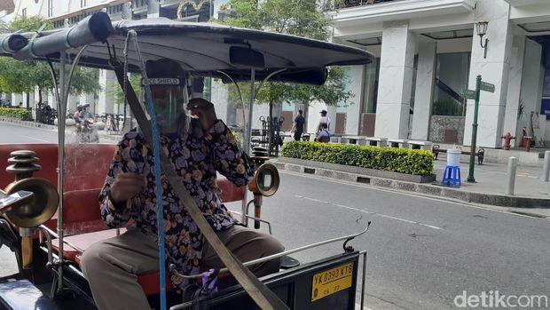 New normal Andong Yogyakarta