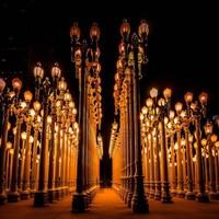 Pilihan nomor tujuh balik lagi ke benua Amerika yaitu Los Angeles. (dok The Los Angeles County Museum of Art)