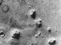 penampakan objek aneh di Mars
