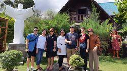 Lama di Tondano Imbas Corona, Richard Mainaky Buka Usaha Warung