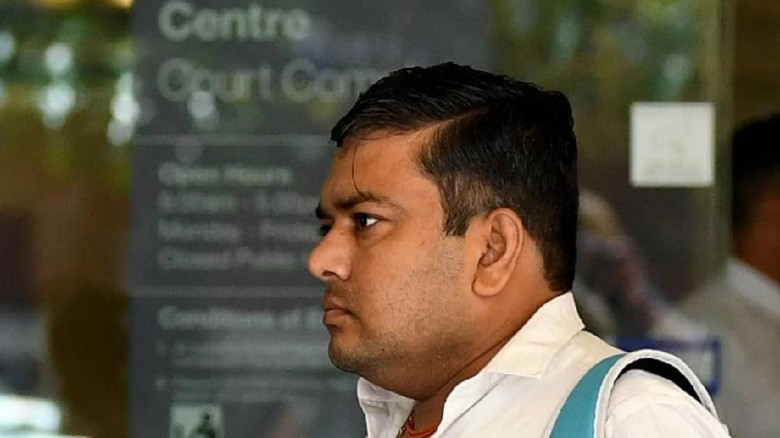 Pria India pembuat hoax bom