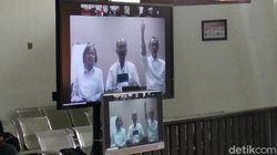 Sidang Pembacaan Pleidoi Raden Rangga Cs Ditunda Pekan Depan