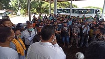Sopir Truk Logistik Akhirnya Diizinkan ke Bali Tanpa Rapid Test, Tapi ....