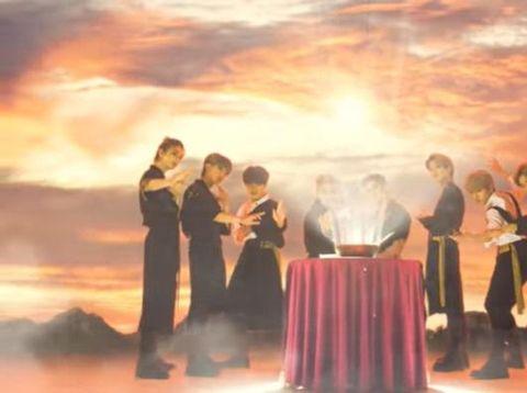 Teaser Stray Kids 'God's Menu'