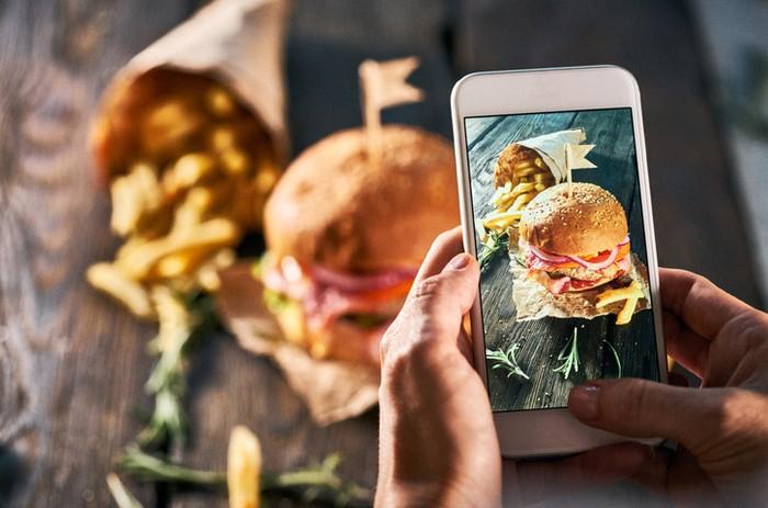 Tips foto makanan cantik di Instagram