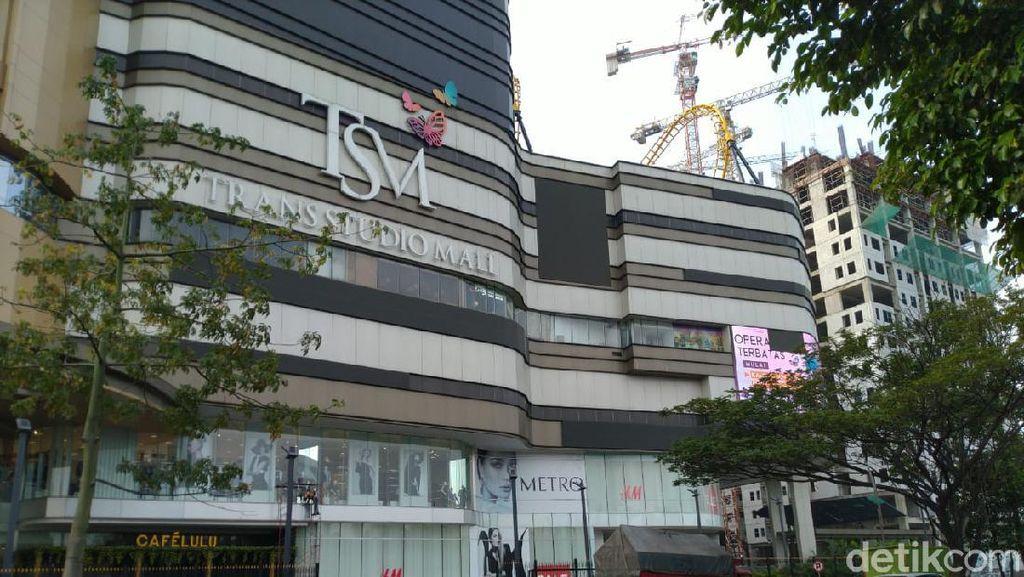 Trans Studio Mall Cibubur Kembali Dibuka, Pengunjung Antusias