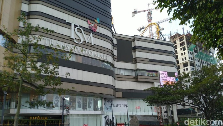 Trans Studio Mall Cibubur dibuka lagi