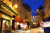 Pedestrian yang satu ini terletak di jantung Latin Quarter Paris yang menyimpan sejarah kota tersebut. Jalanan ini merupakan bekas dari jalan tua Roma pada abad ke-12. Di pedestrian ini terdapat pasar dan sejumlah restoran yang menyajikan hidangan yang menggabungkan cita rasa Paris dan tradisional. Pengunjung juga bisa menghabiskan waktu seharian di sana dengan berbelanja di toko dan bazaar yang sering diadakan di sana. (Foto: iStock)