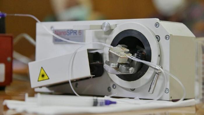 Alat deteksi COVID-19 buatan Unpad dan ITB segera diproduksi massal