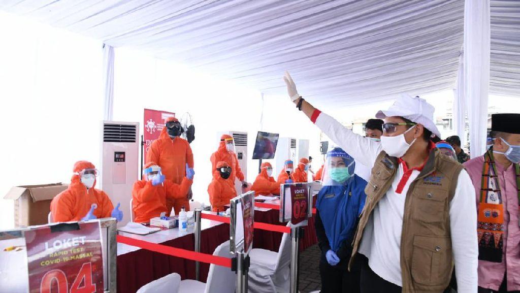 Antisipasi Gelombang Kedua, Rapid Test di Jakarta Terus Dikebut