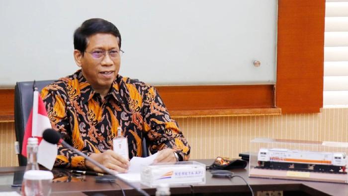 Dirut PT Kereta Api Indonesia (Persero) Didiek Hartantyo