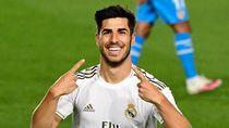 Gareth Bale Cabut, Marco Asensio Jadi Pemilik Nomor 11 di Madrid