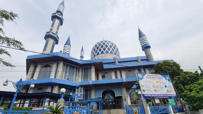 ilustrasi masjid, Masjid Jami Al-Azhar bekasi