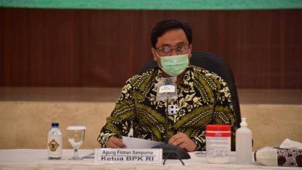 Ketua BPK Agung Firman Sampurna (Dok. BPK)
