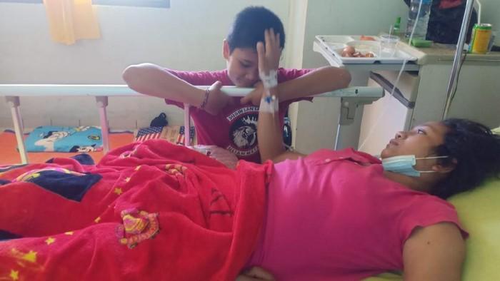 Kisah Bocah 12 Tahun di Bali Jadi Tulang Punggung Keluarga.