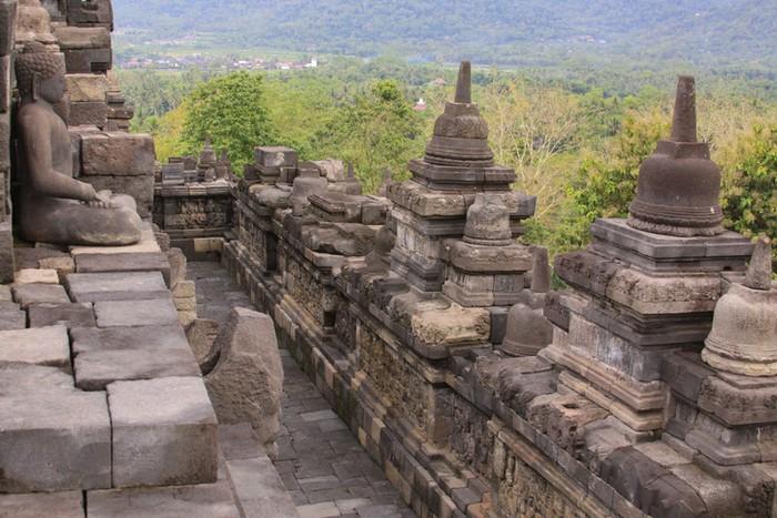 Makanan ribuan tahun lalu yang terukir di relief Candi Borobudur