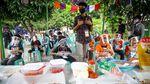 Melihat Keseruan Anak-anak di Kampung Belajar New Normal