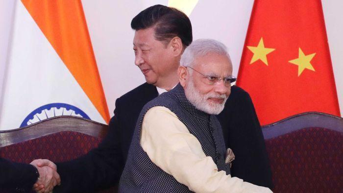Mengapa Bentrok Terbaru Militer China-India Menggunakan Batu, Bukan Senjata?