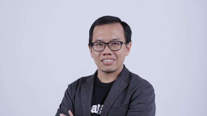 Muhammad Fajrin Direktur Digital Business PT Telkom Indonesia (Persero) Tbk