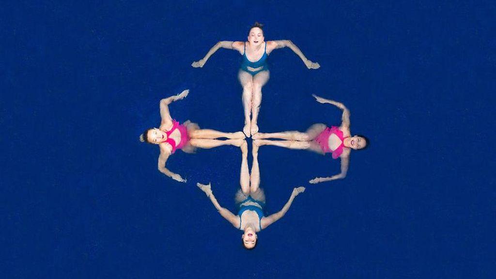 Motret Ajang Olimpiade Pake Drone, Hasilnya Wow Keren