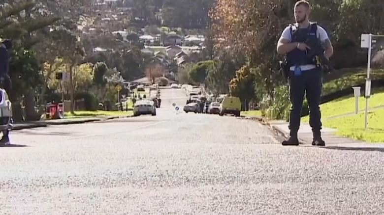 Polisi Lalu Lintas Ditembak di Auckand, Selandia Baru