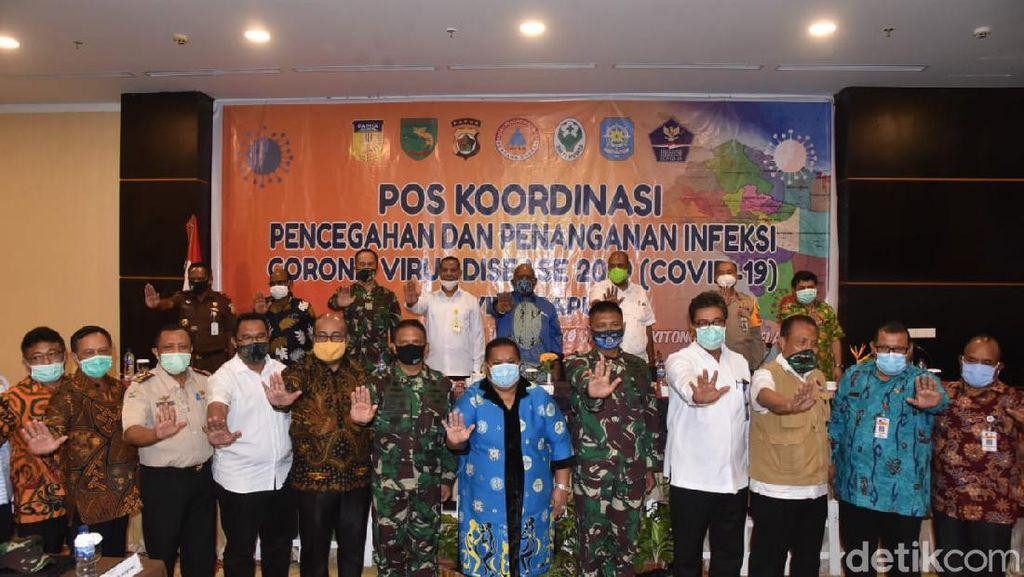 Wagub Papua: Masjid-Gereja Bisa Gelar Ibadah, Perhatikan Protokol Kesehatan