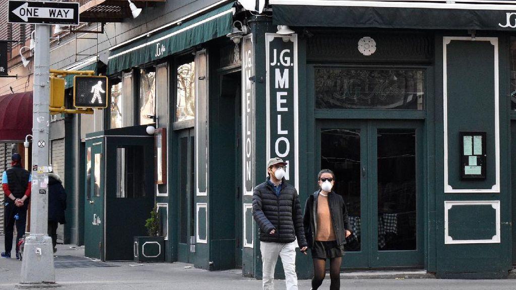 Restoran New York Dibuka, Museum hingga Taman Hiburan Akan Menyusul