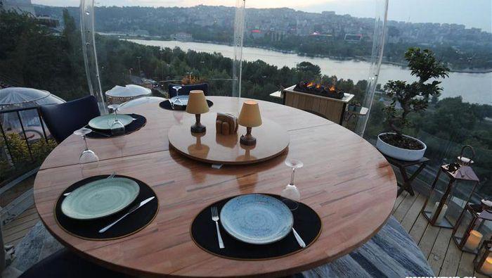 Restoran Turki di Istanbul.