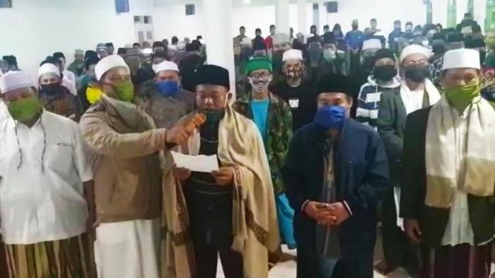 Umat Islam Ciamis tolak RUU HIP