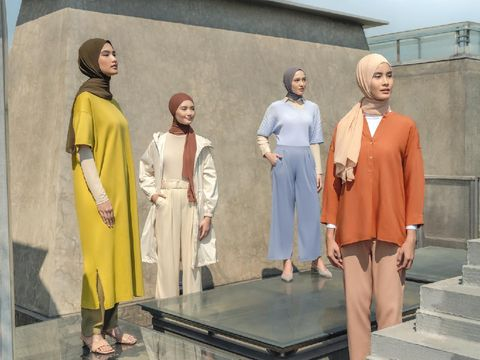 UNIQLO MODEST WEAR MANUAL Styled by Ayudia C