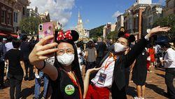 Baru Dibuka 18 Juni, Disneyland Hong Kong Ditutup Lagi