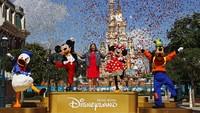 Disney Rumahkan 32.000 Karyawan!