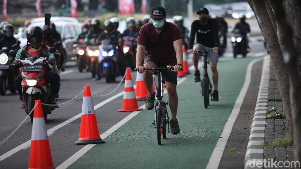 Kemenhub Siapkan Regulasi untuk Mengatur Pesepeda