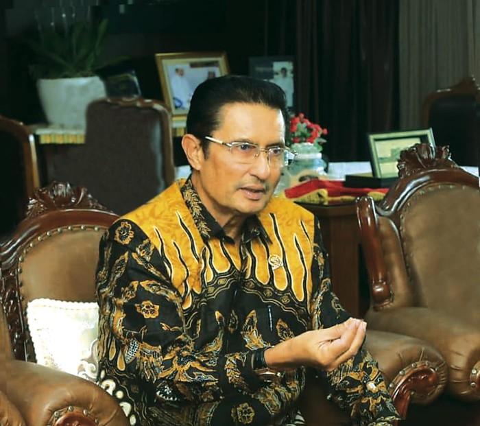 Wakil Ketua MPR RI Fadel Muhammad