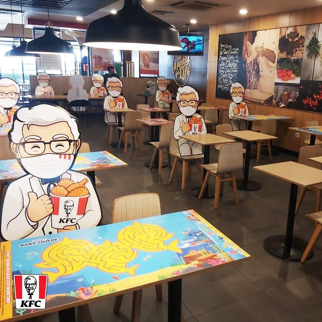 Protokol New Normal KFC Indonesia
