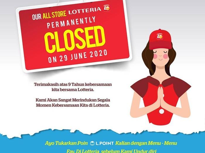 5 Menu Favorit Lotteria Indonesia