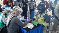 2 Pengunjung Puncak Bogor Asal Jakarta Positif Corona