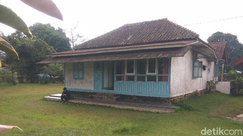 Mengintip Rumah 100 Tahun Lokasi Syuting Film Kabayan dan Nyi Iteung