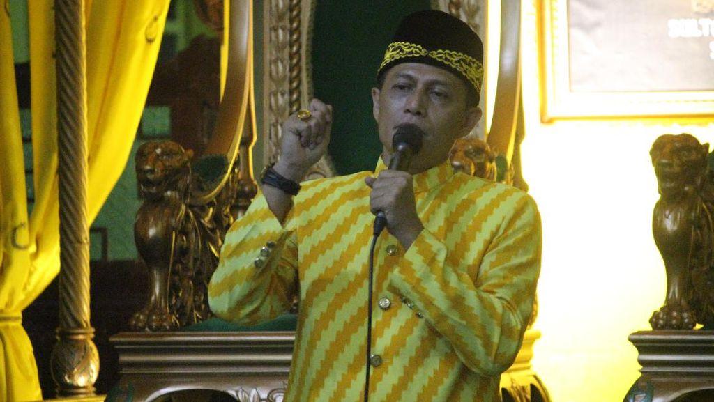 Sultan Pontianak IX Akan Laporkan Hendropriyono ke Polisi